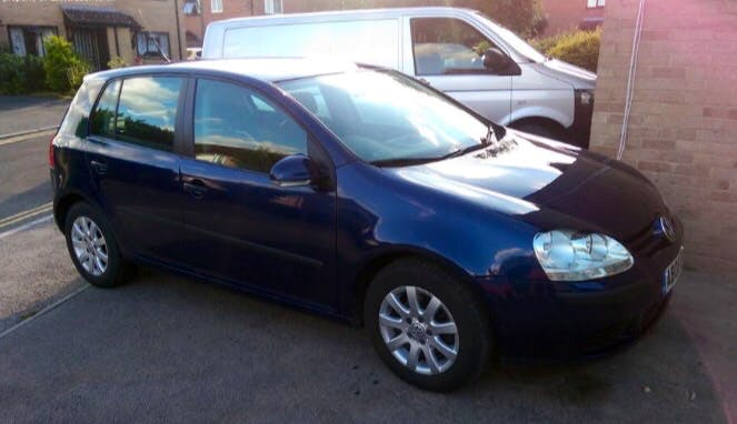Volkswagen Golf 1.9 TDI Top of the line all power con Reproductor de CD