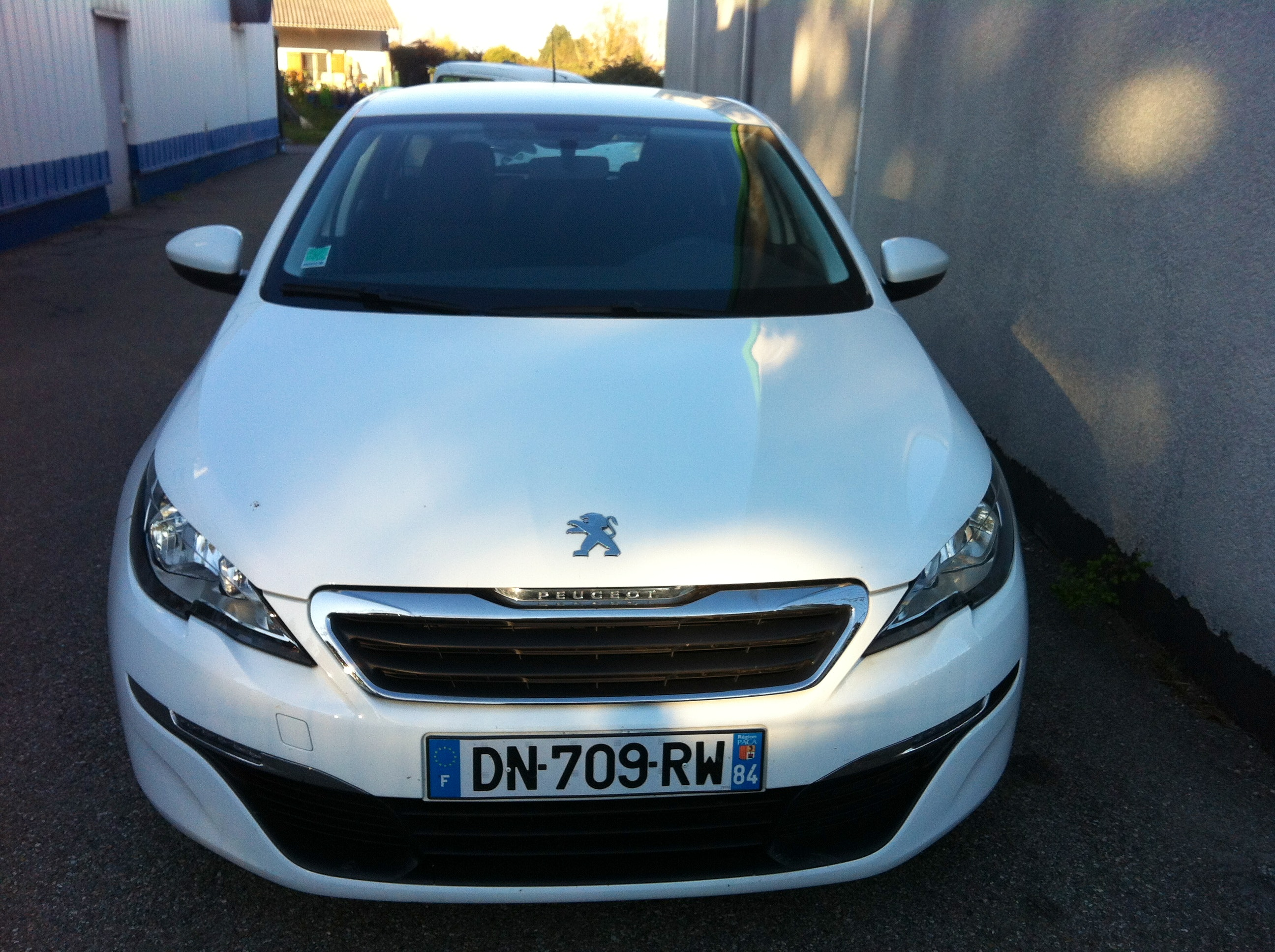 PEUGEOT 308 SW business1.6l hdi, 2015, Diesel