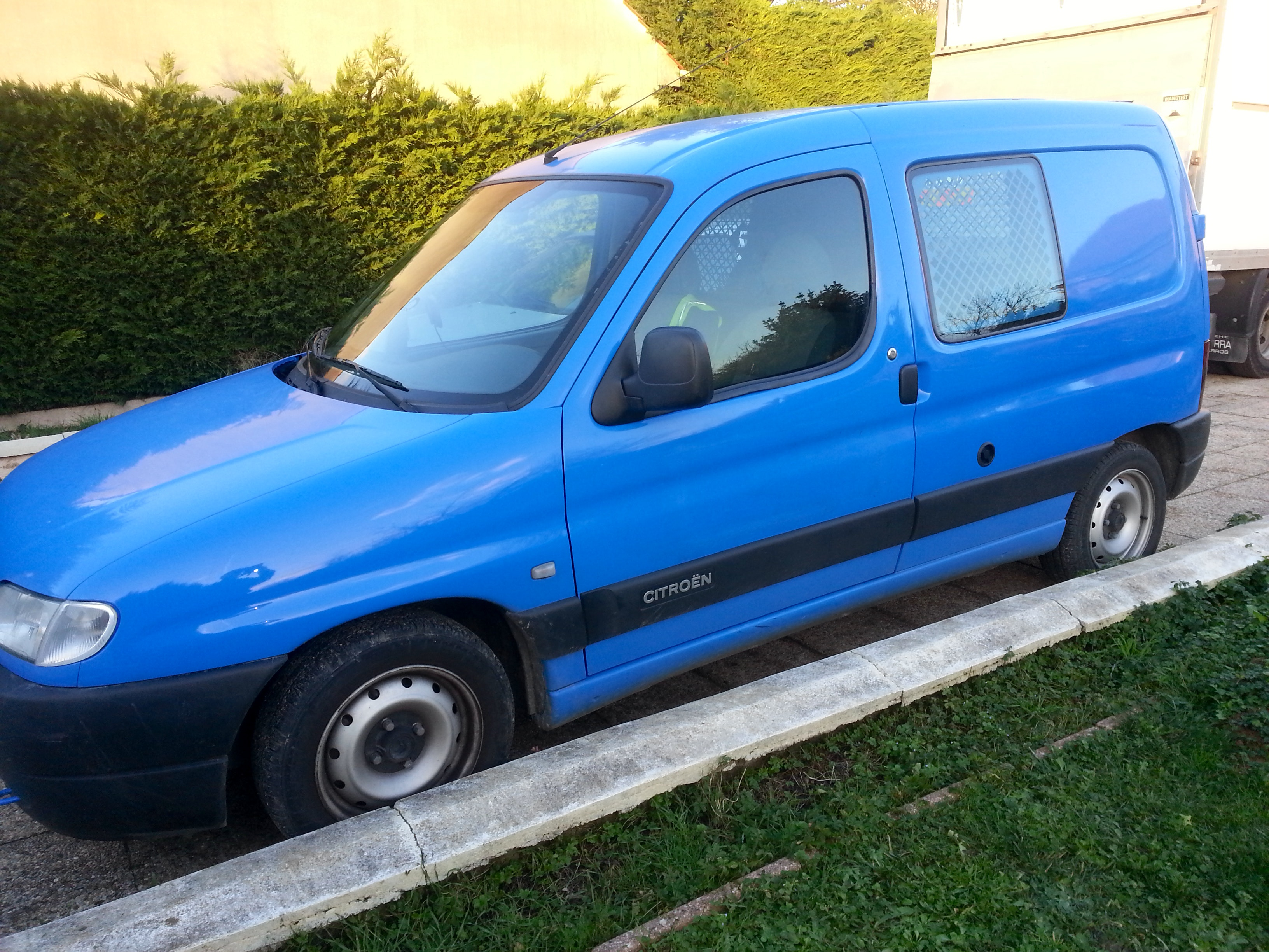CITROEN berlingo, 2002, Essence