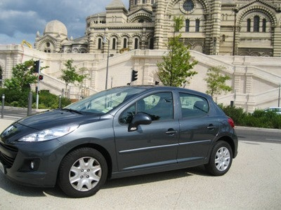 peugeot 207 +, 2013, Essence - Berline Marseille (13)