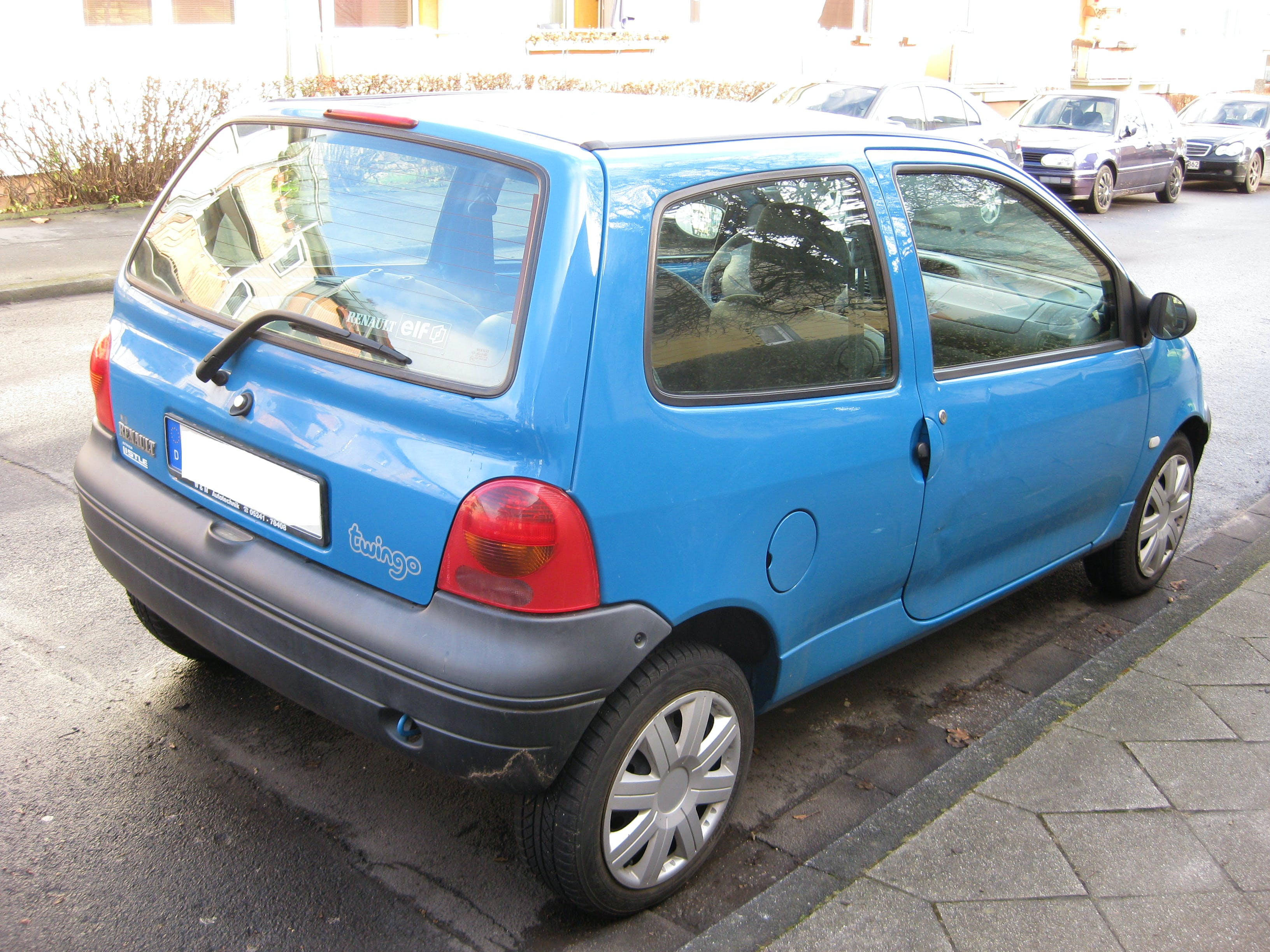 Renault Twingo mit CD-Player