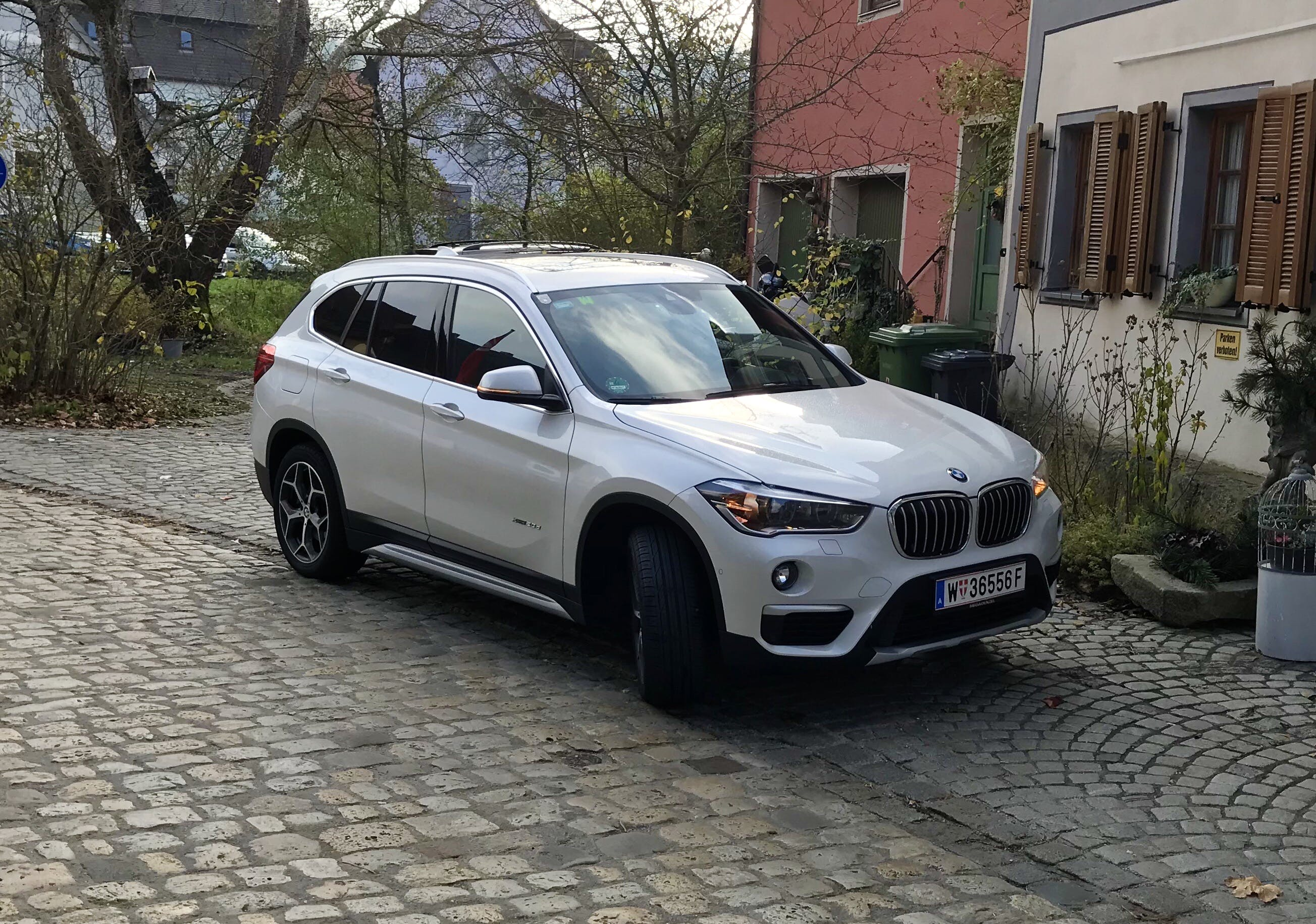 BMW X1 xDrive20d mit CD-Player