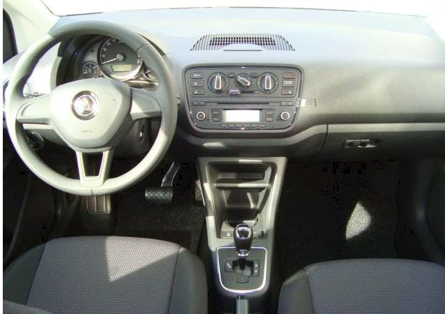 Skoda Citigo 1.0 MPI mit CD-Player