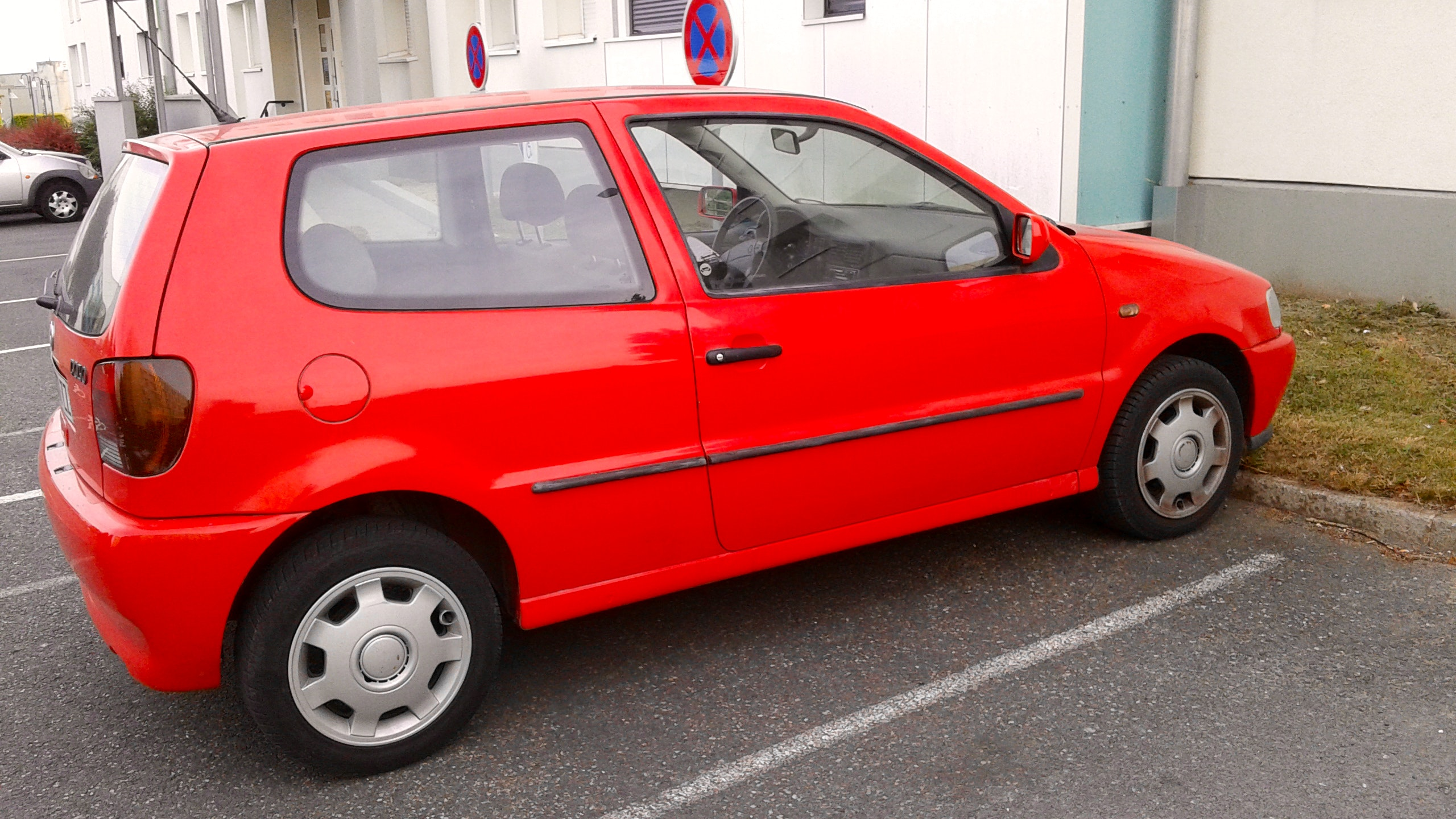 Volkswagen Polo 1.4GL, 1996, Essence