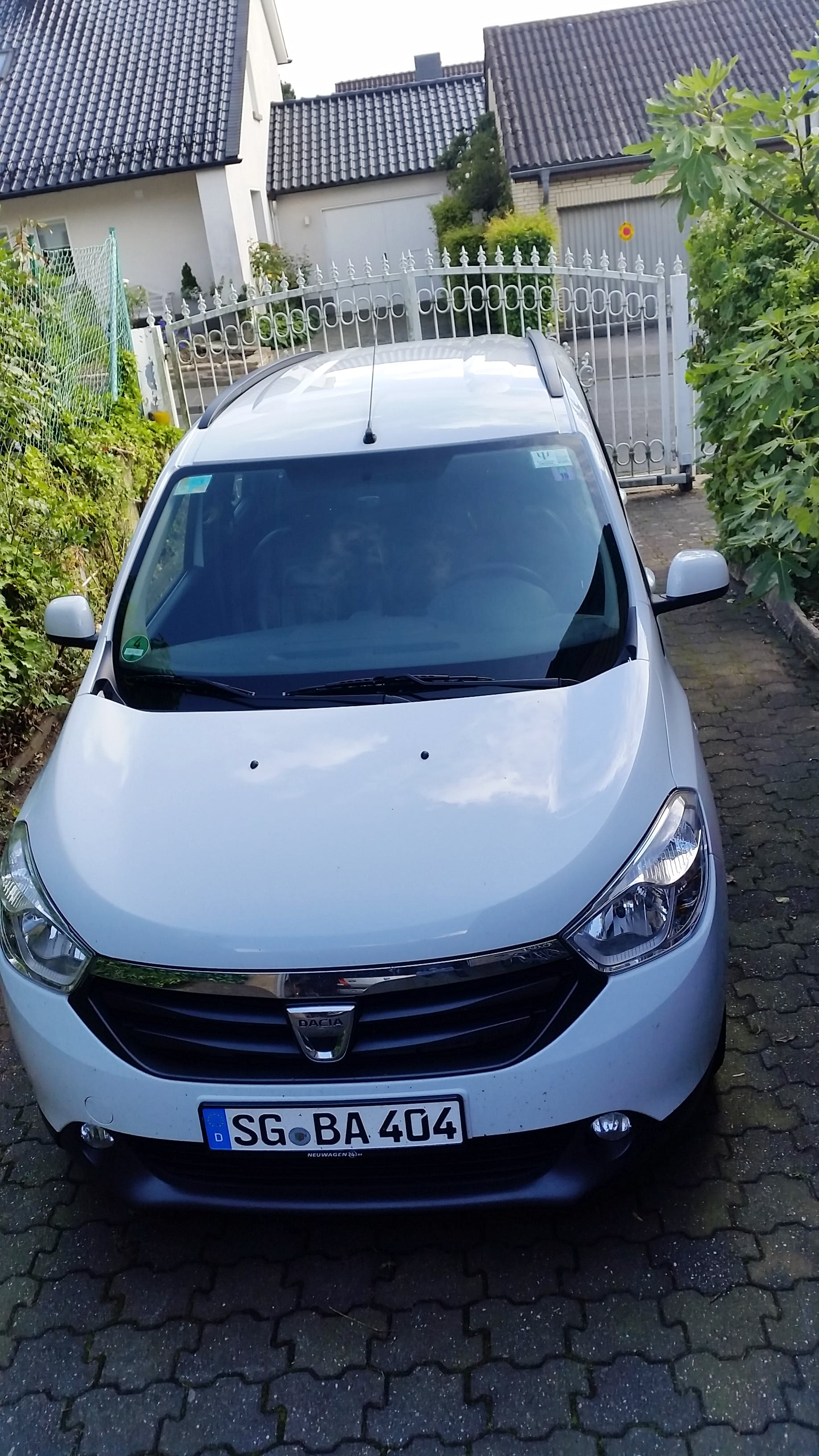 Dacia Lodgy dCi 90 eco, 2015, Diesel