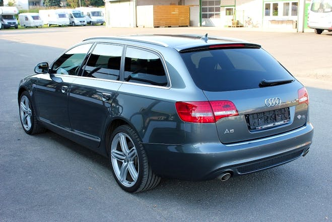 audi a6 avant 2009 diesel automatik in graz burenstra e 84 mieten. Black Bedroom Furniture Sets. Home Design Ideas