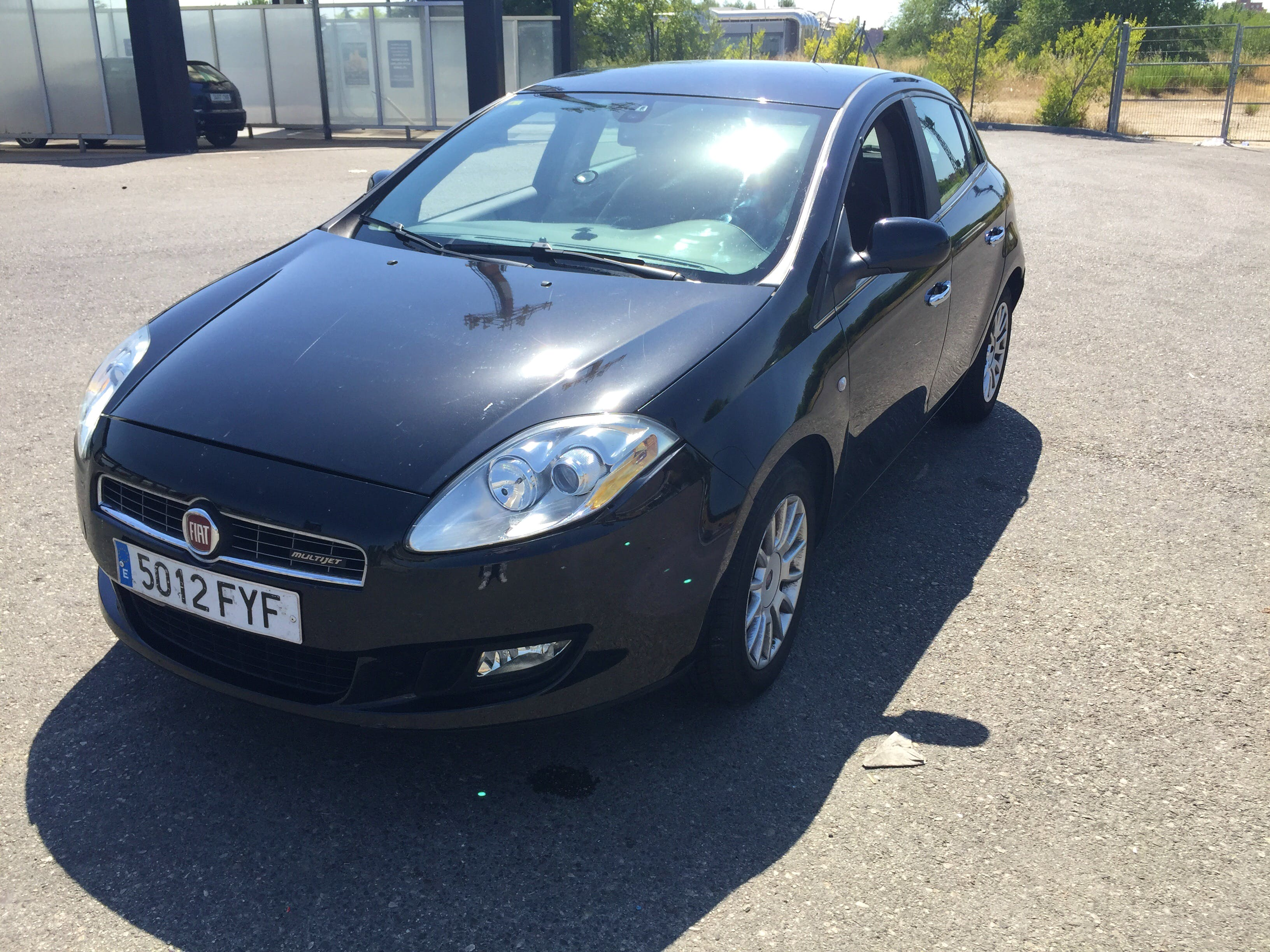 FIAT BRAVO EMOTION 120 CV MULTIJET -NEGRO