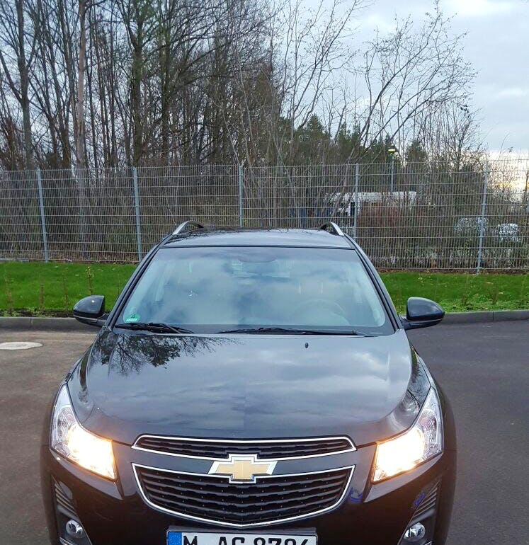 Chevrolet Cruze Turbo 140 PS mit Klimaanlage/AC