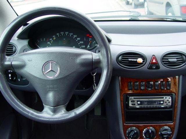 Mercedes Classe A 170 Cdi FAMILLY avec Climatisation