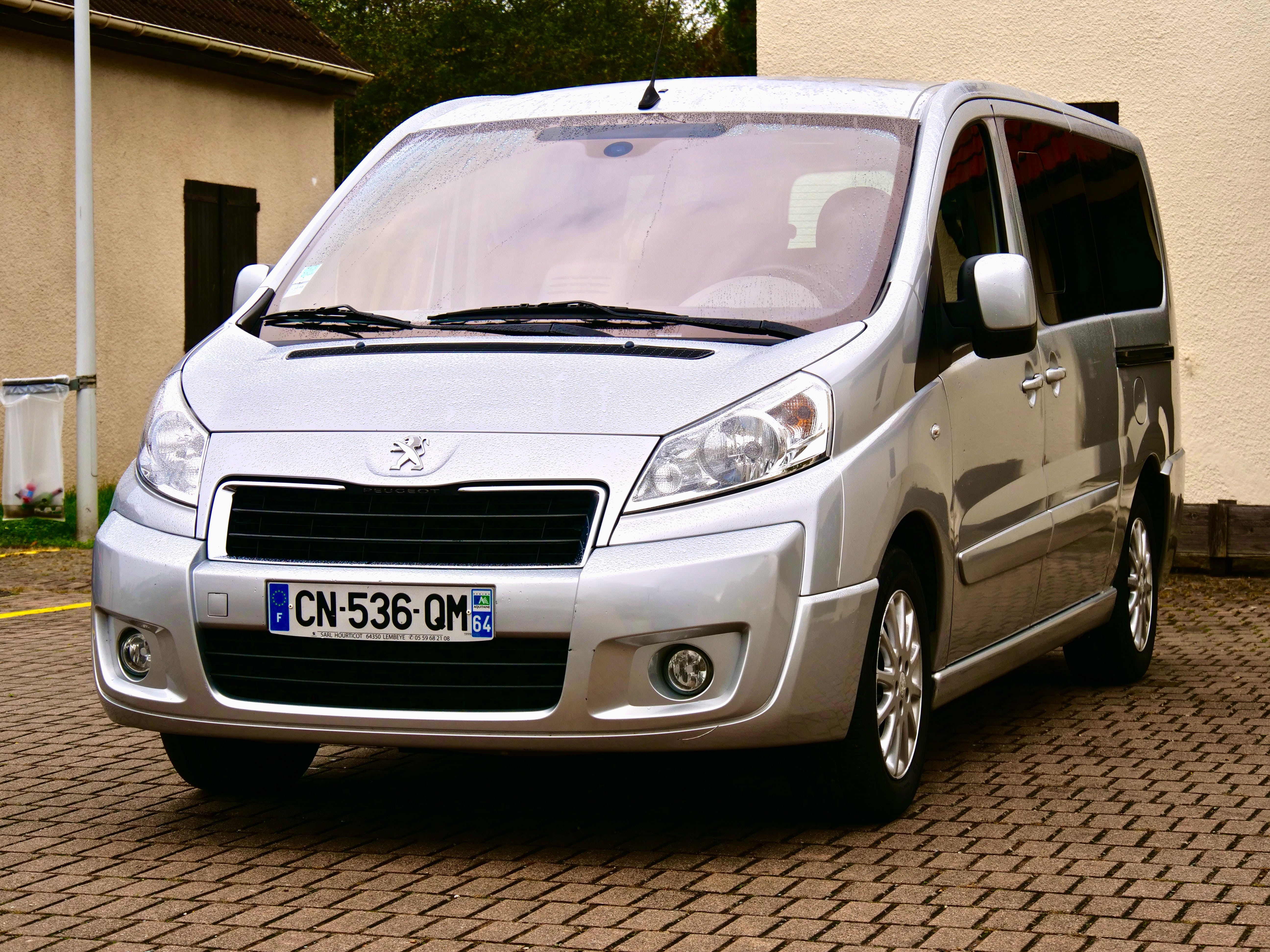 Peugeot Expert Tepee 2.0L HDI 163 ch avec Climatisation