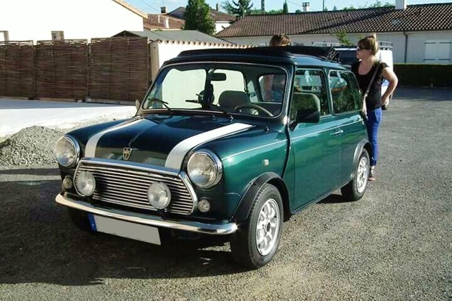 Austin Mini British Open , 1994, Essence