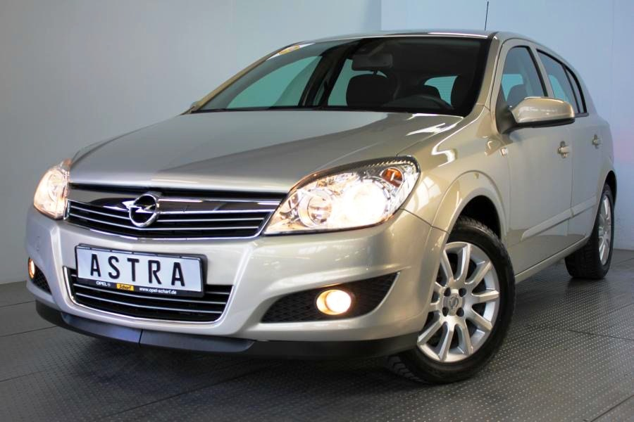 Opel Astra Astra H, 1.4, 90 PS, 2009, Benzin
