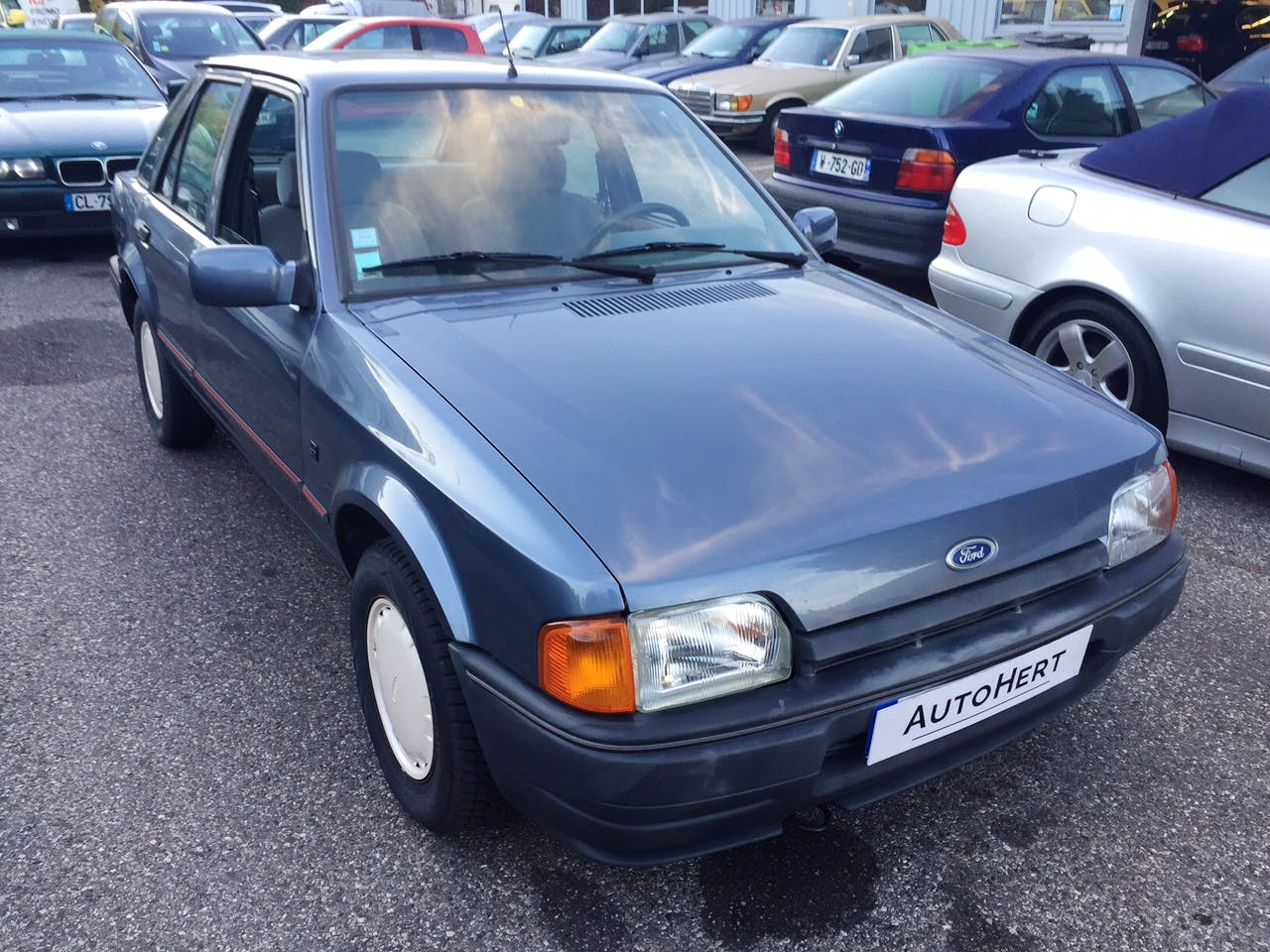 Ford Escort 1.3, 1990, Essence