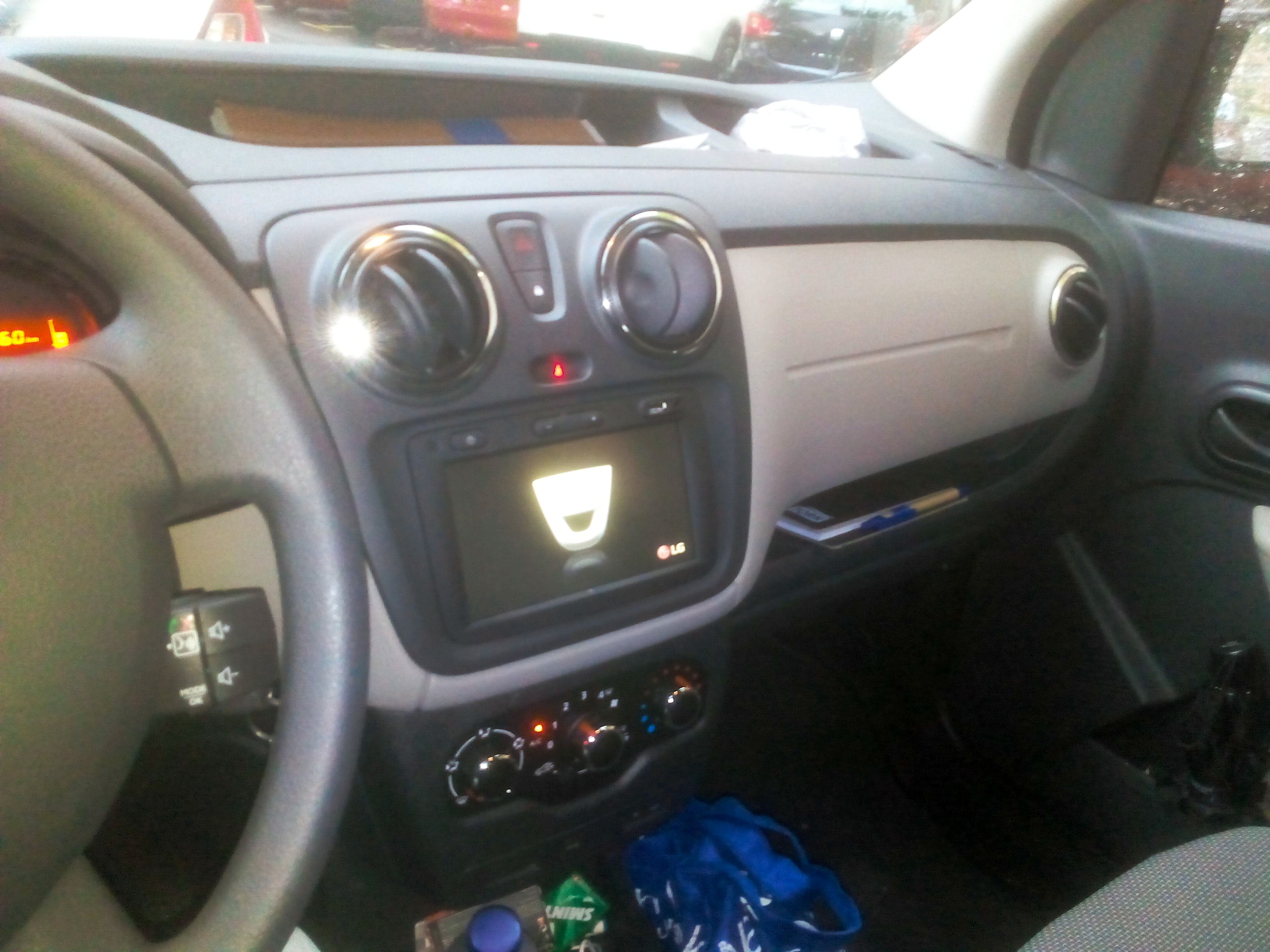 Dacia Dokker 1.5DCI Ambiance 90 4p con Silla infantil