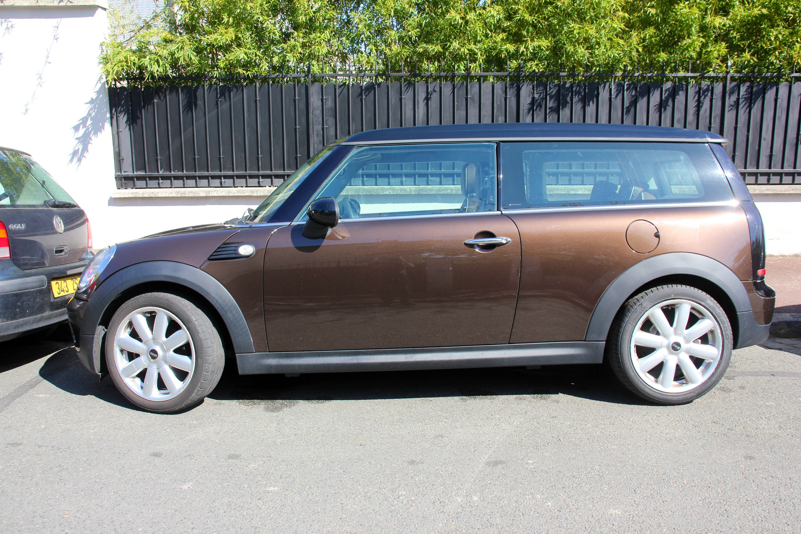 mini mini clubman, 2007, Essence
