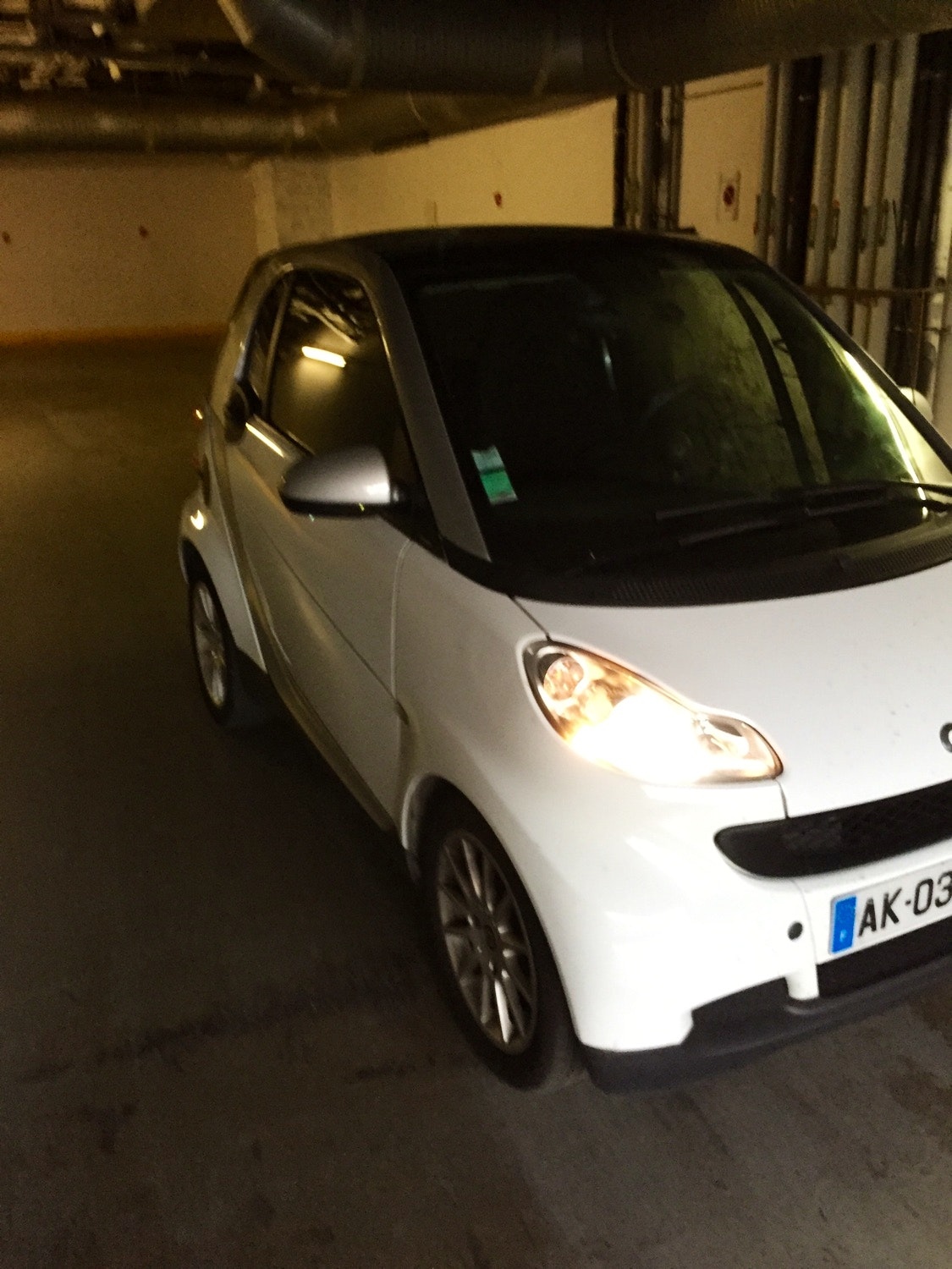 Smart Fortwo Passion, 2010, Essence, automatique