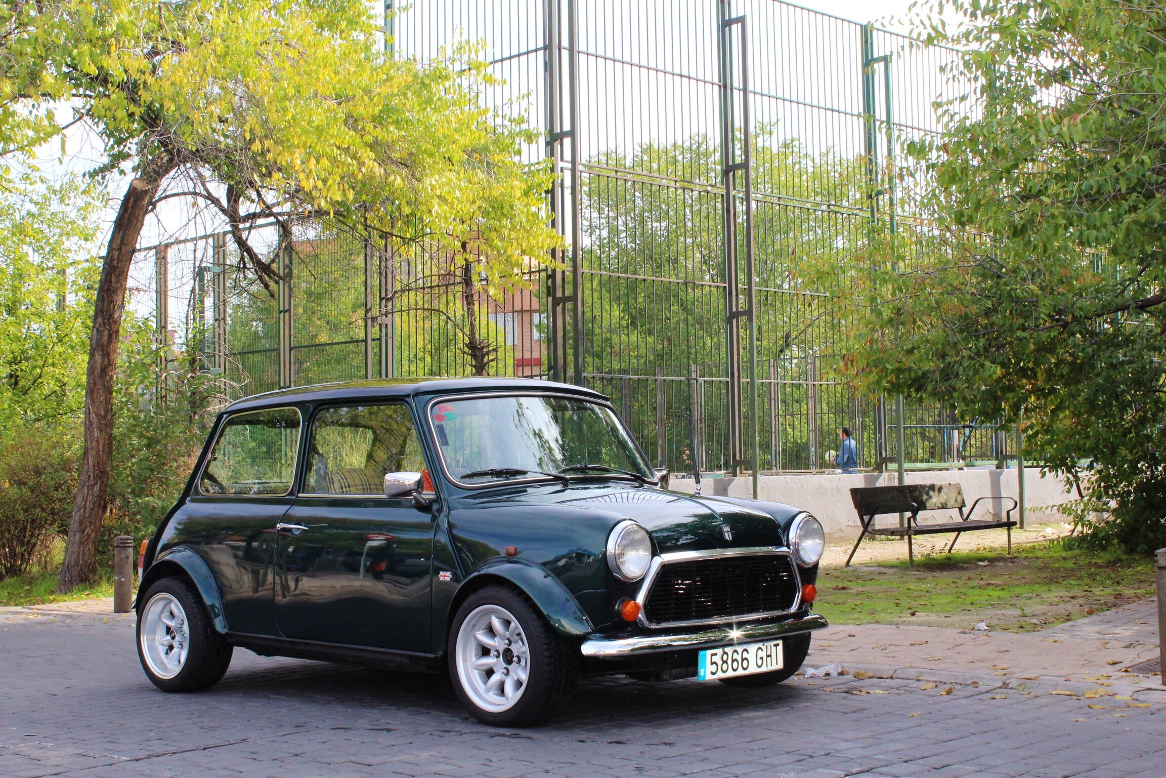 Mini Austin, 1991, Gasolina