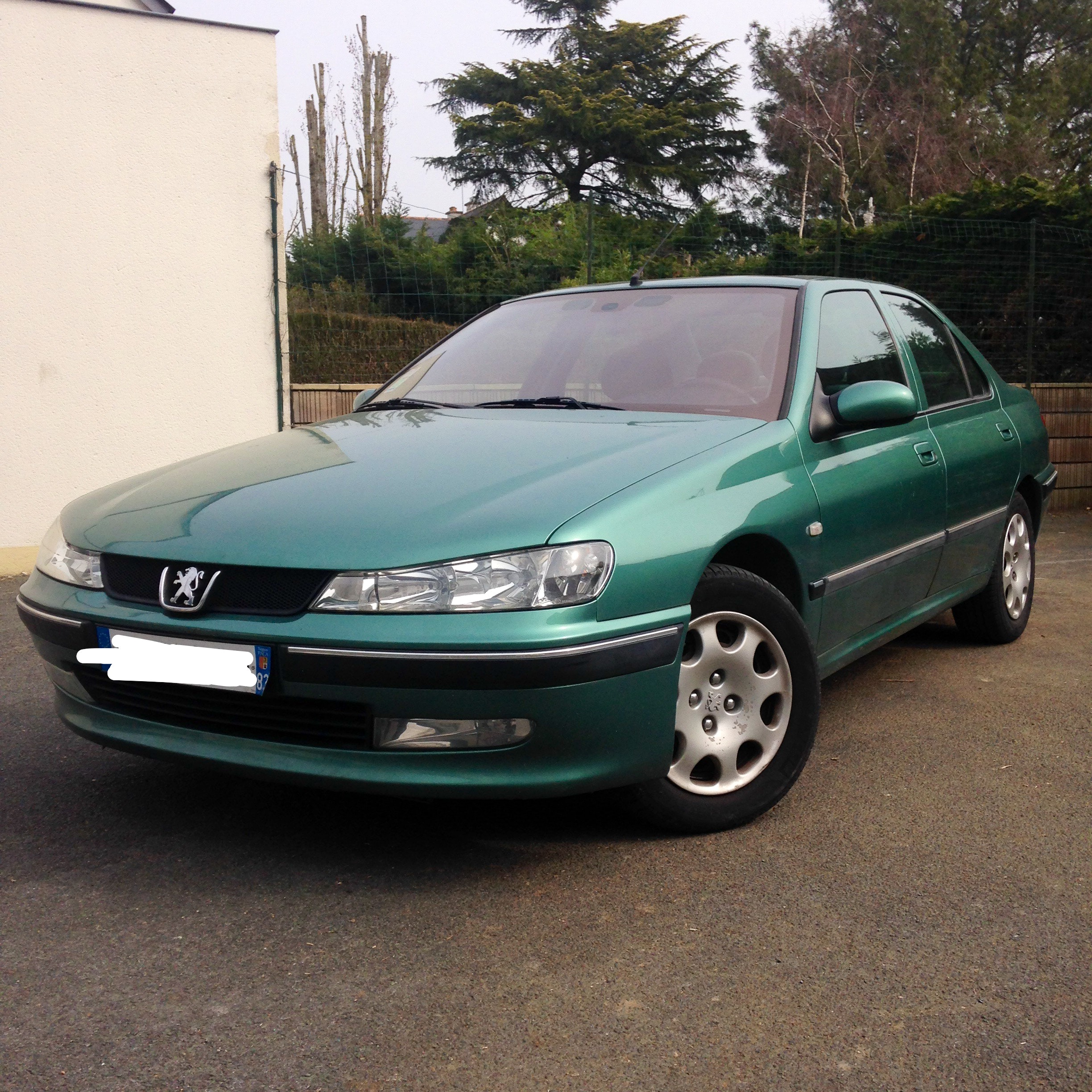 Peugeot 406, 2002, Essence - Berline Angers (49)