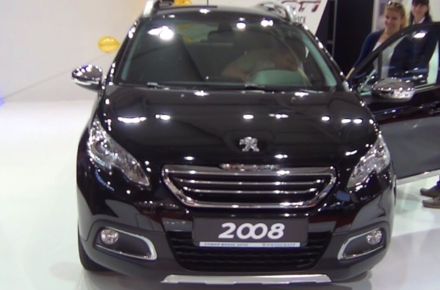 Peugeot 2008 Allure 1.2 Pure Tech 110, 2015, Gasolina