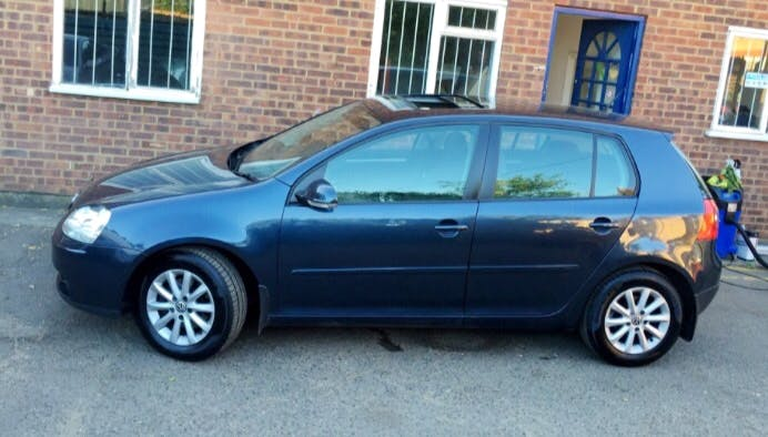Volkswagen Golf 1.9 TDI Top of the line all power con GPS