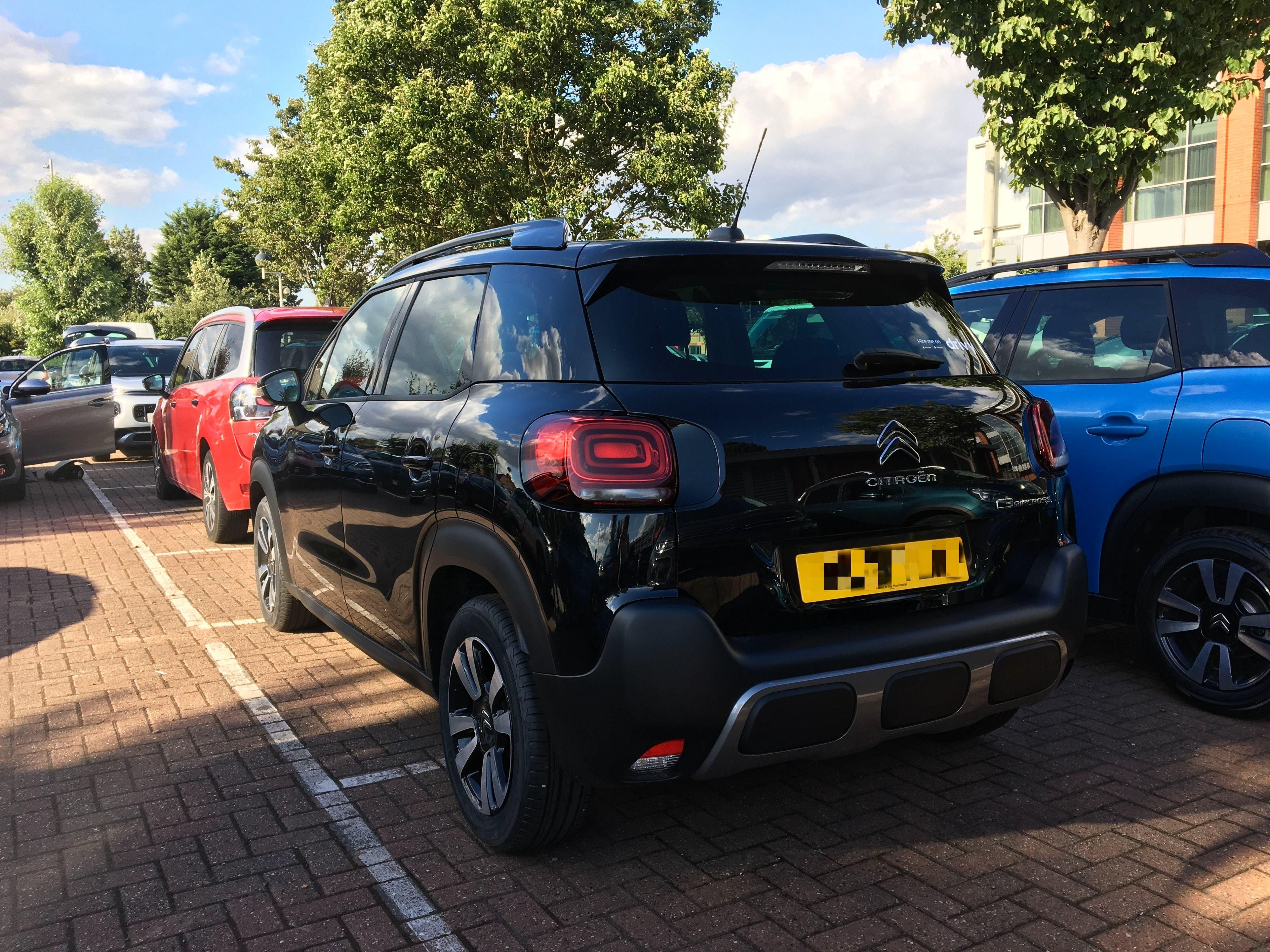 Citroen C3 Aircross LEF with Cruise control