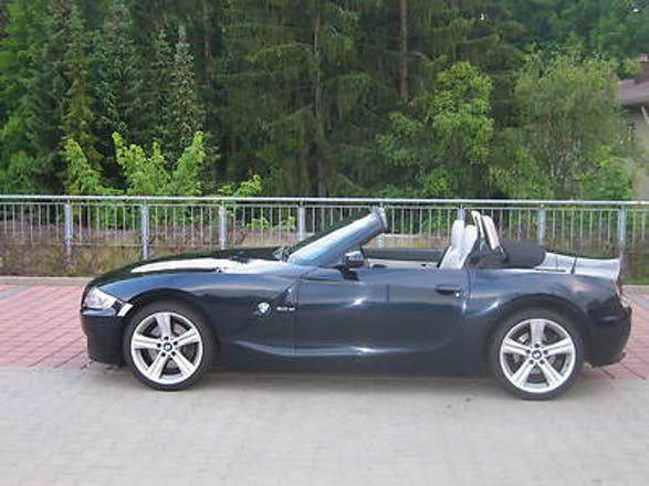 bmw z4 roadster 2007 automatik in braunschweig. Black Bedroom Furniture Sets. Home Design Ideas
