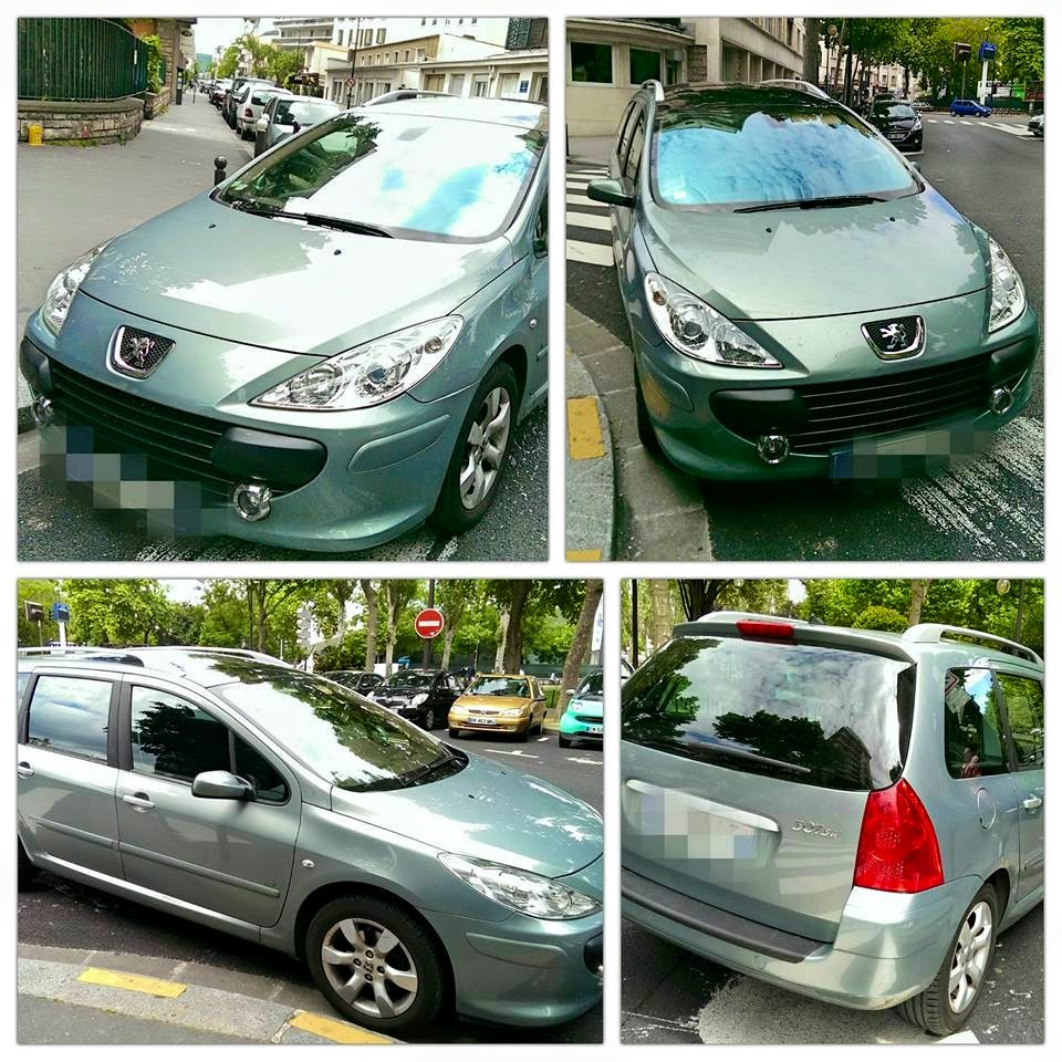 Peugeot 307 SW, 2005, Diesel, 6 places - Berline Paris (75)