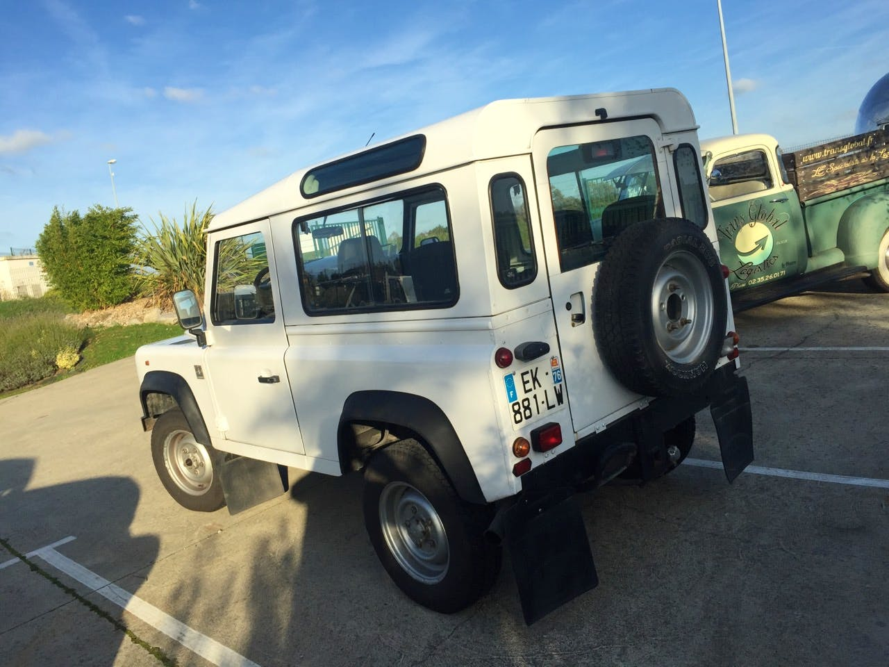 Land-Rover Defender 90 SW