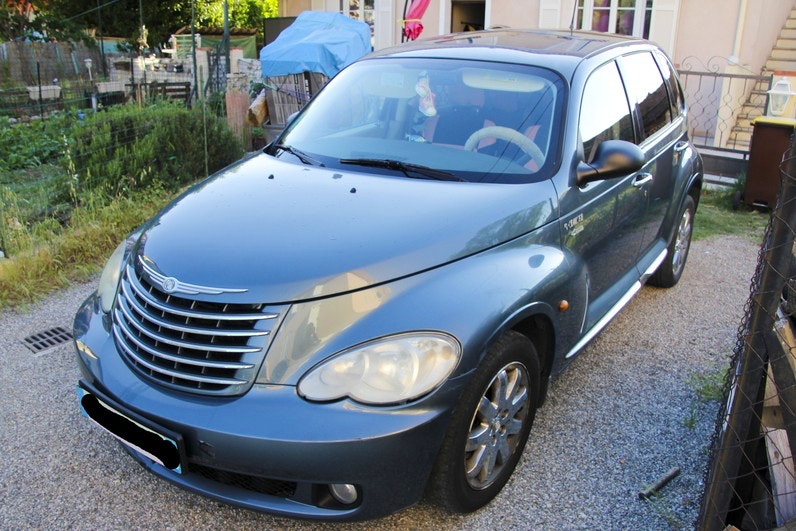 Chrysler pt cruiser, 2006, Diesel - Berline Draguignan (83)