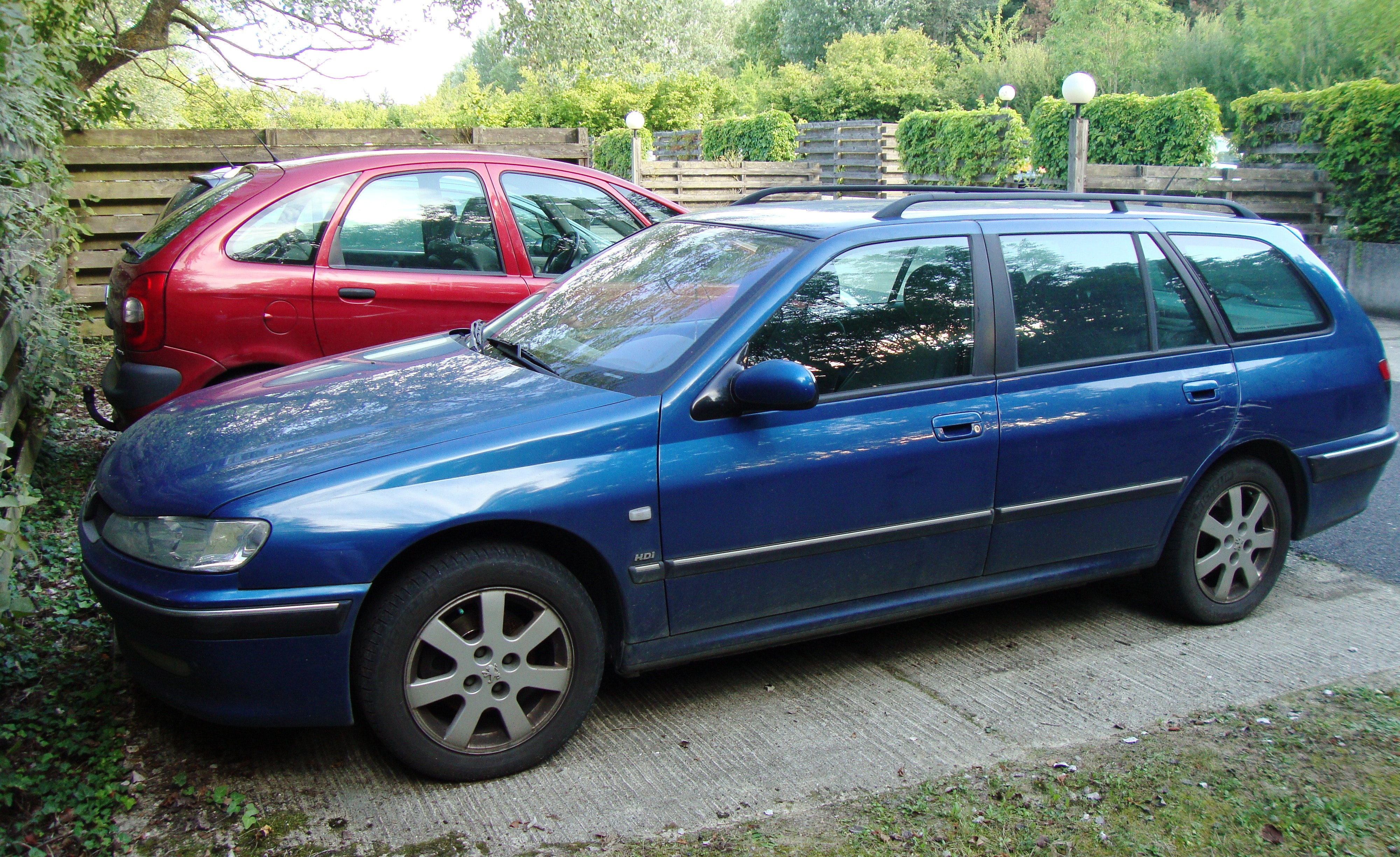 Peugeot 406 break 110 cv HDI, 2004, Diesel