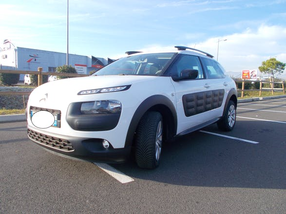 location citroen c4 cactus 2016 riom route de riom. Black Bedroom Furniture Sets. Home Design Ideas