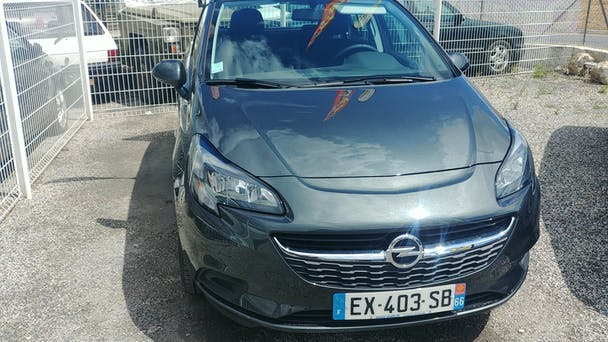 Opel Corsa 1.4L Edition, 2018, Essence