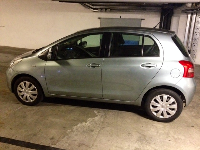 Toyota Yaris, 2007, Essence, automatique