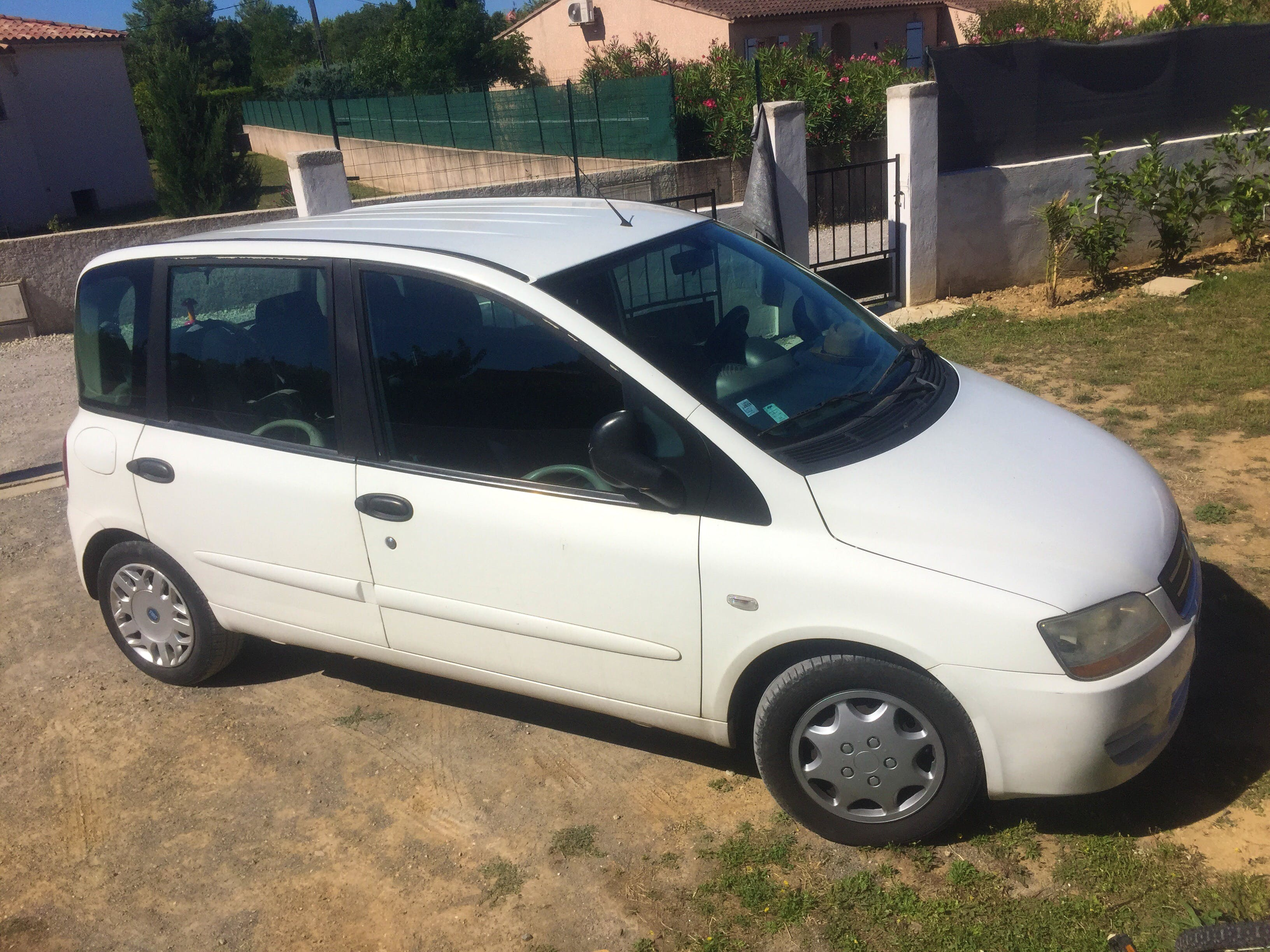 Fiat Multipla, 2004, Diesel, 6 places
