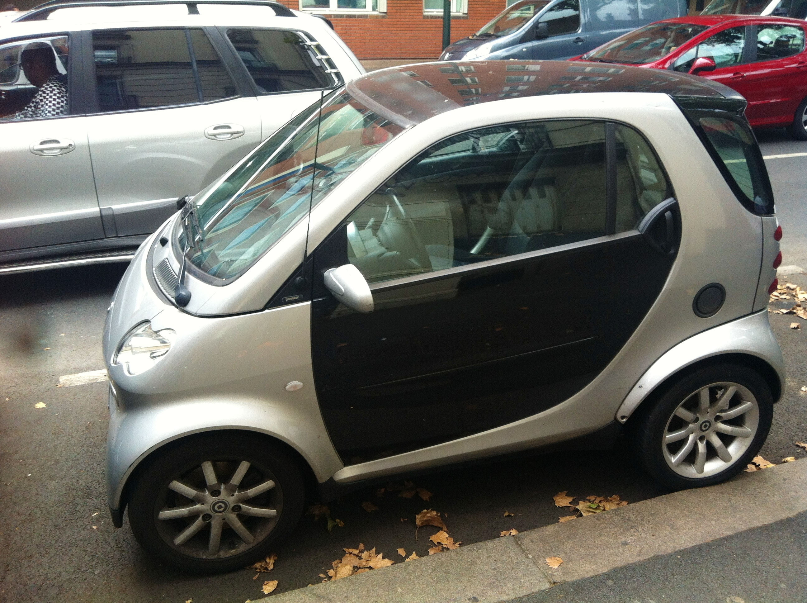 Smart Fortwo, 2004, Essence, automatique