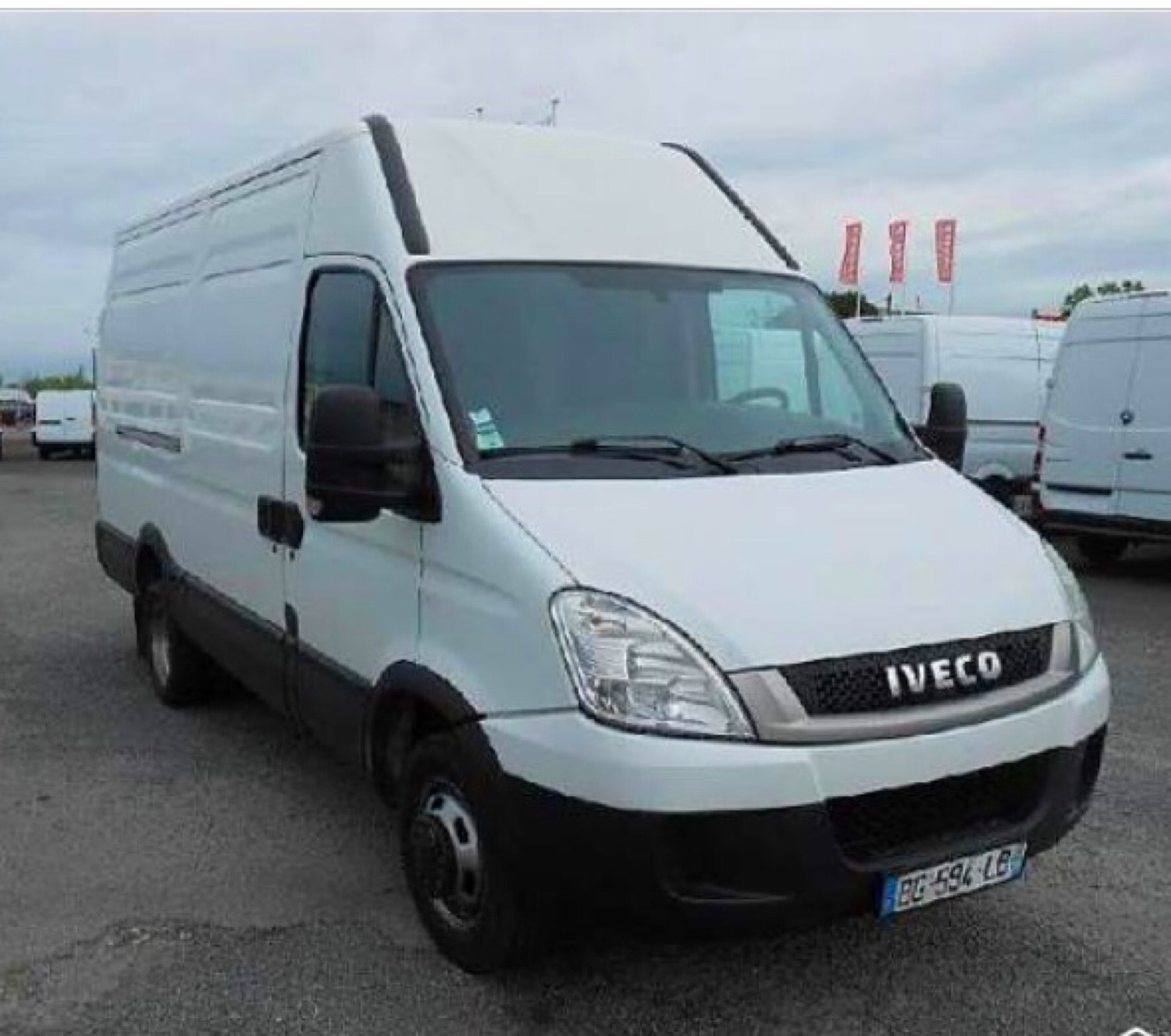 Iveco Iveco Daily, 2011
