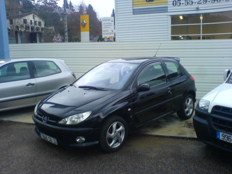 Peugeot 206 2.0 hdi 90cv, 2002, Diesel - Citadine Toulouse (31)