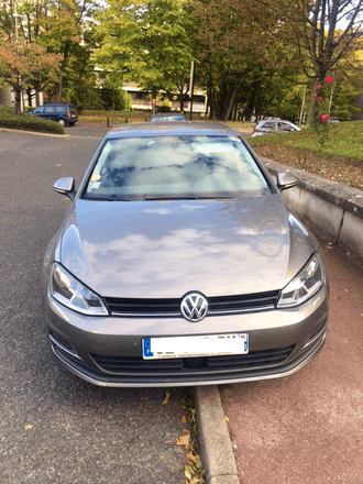 Location volkswagen golf 2013 diesel automatique paris 16 e arrondissement 2 avenue de la - Parking porte de saint cloud ...