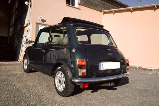 location rover mini 1994 poitiers 20 chemin du petit tang. Black Bedroom Furniture Sets. Home Design Ideas