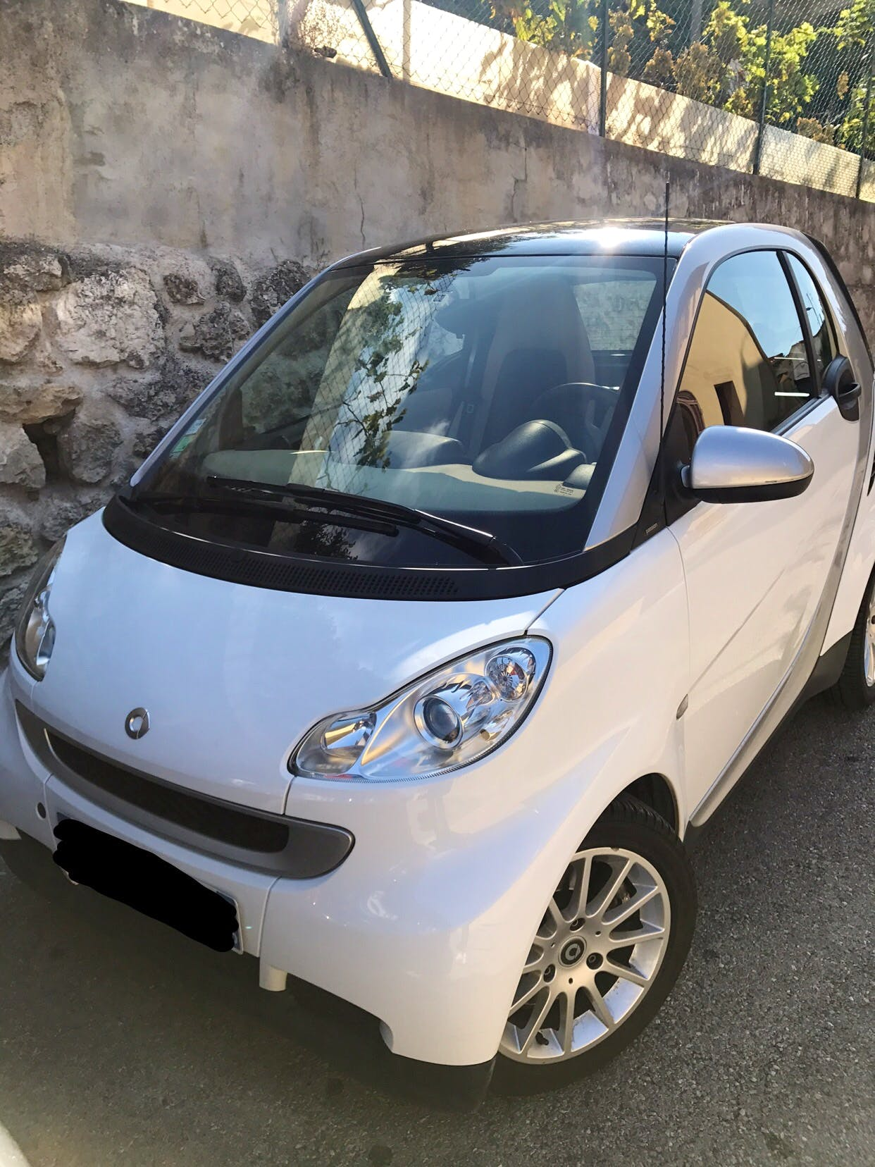Smart Fortwo Coupé Toit panoramique, 2009, Essence, automatique
