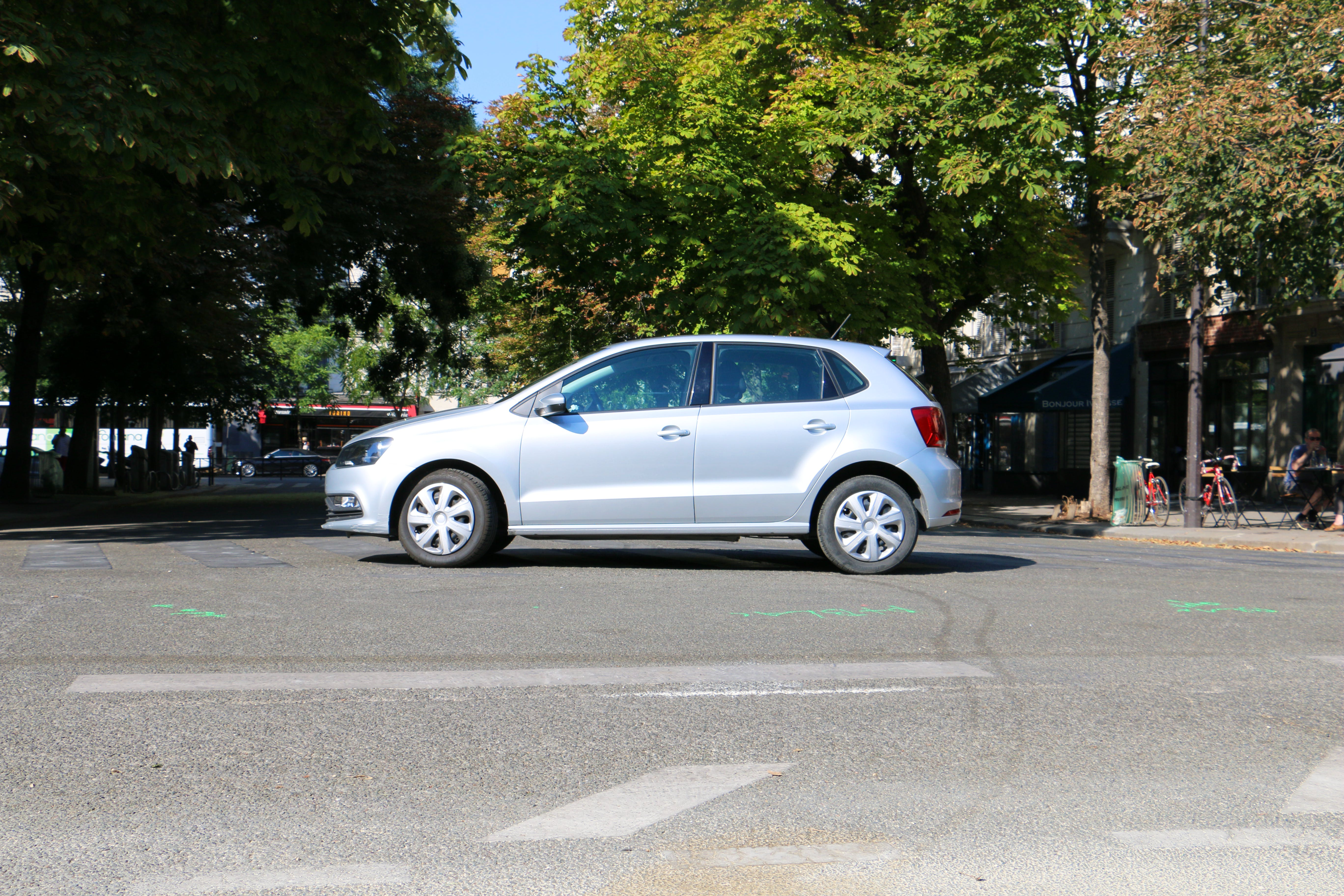 Volkswagen Polo DJ665MP 17 Place Victor Hugo, 31000 Toulouse avec Climatisation