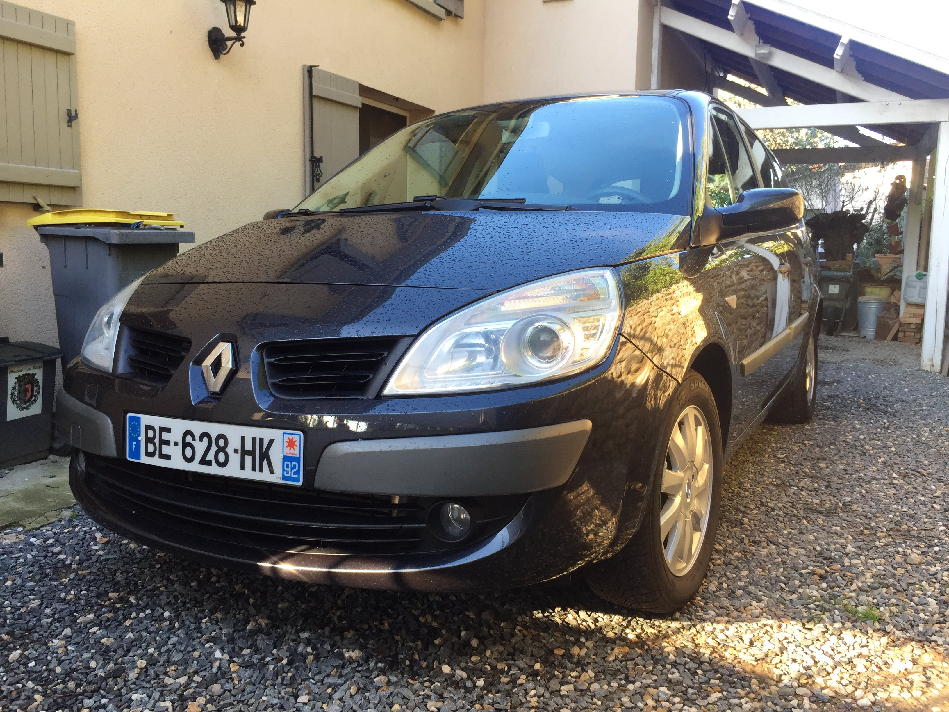 Renault Grand Scénic 1.9 dci 115ch, 2007, Diesel, 7 places