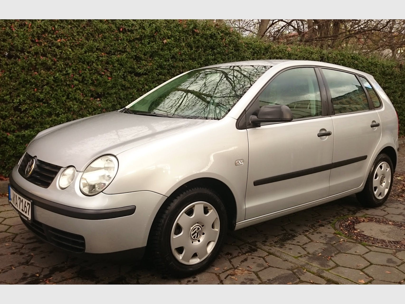 VW Polo IV 1.2, 2004, Benzin