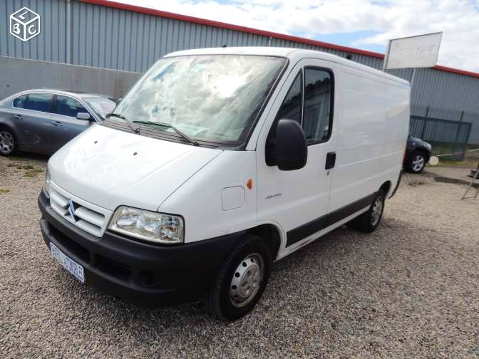 citroen JUMPER HDI PH2, 2003, Diesel