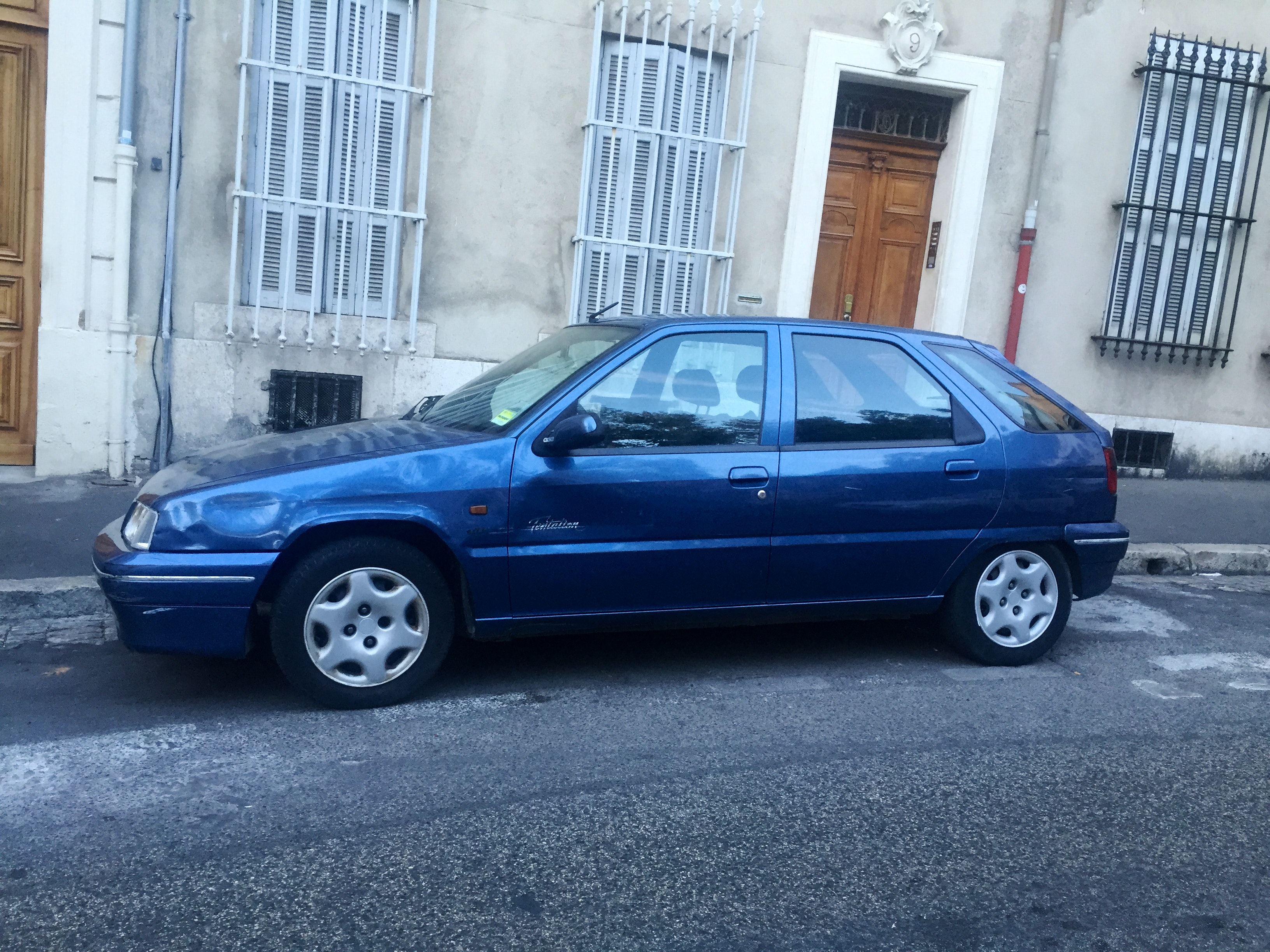 CITROEN ZX TENTATION 1.4i, 1997, Essence