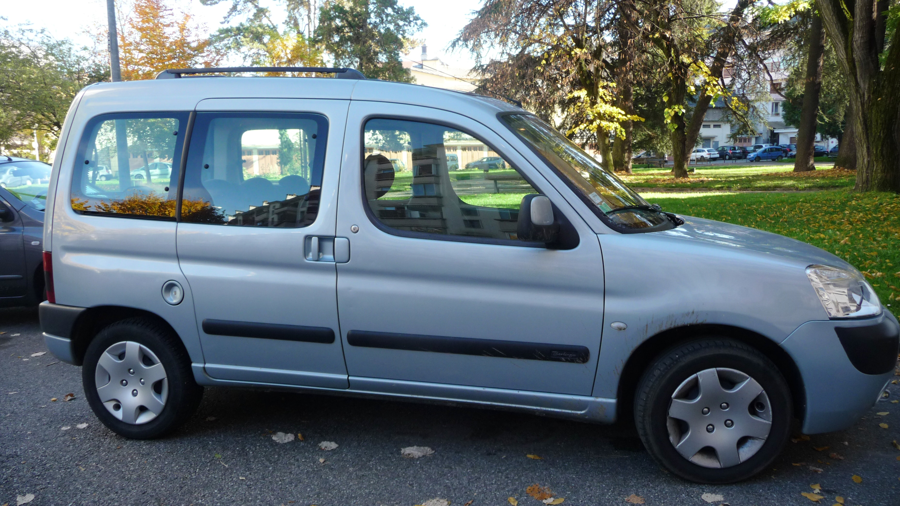 Citroën Berlingo 2.0 hdi multispace pack 5p, 2004, Diesel