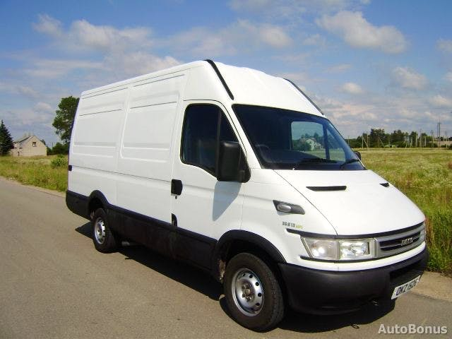 Iveco Daily, 2007, Diésel