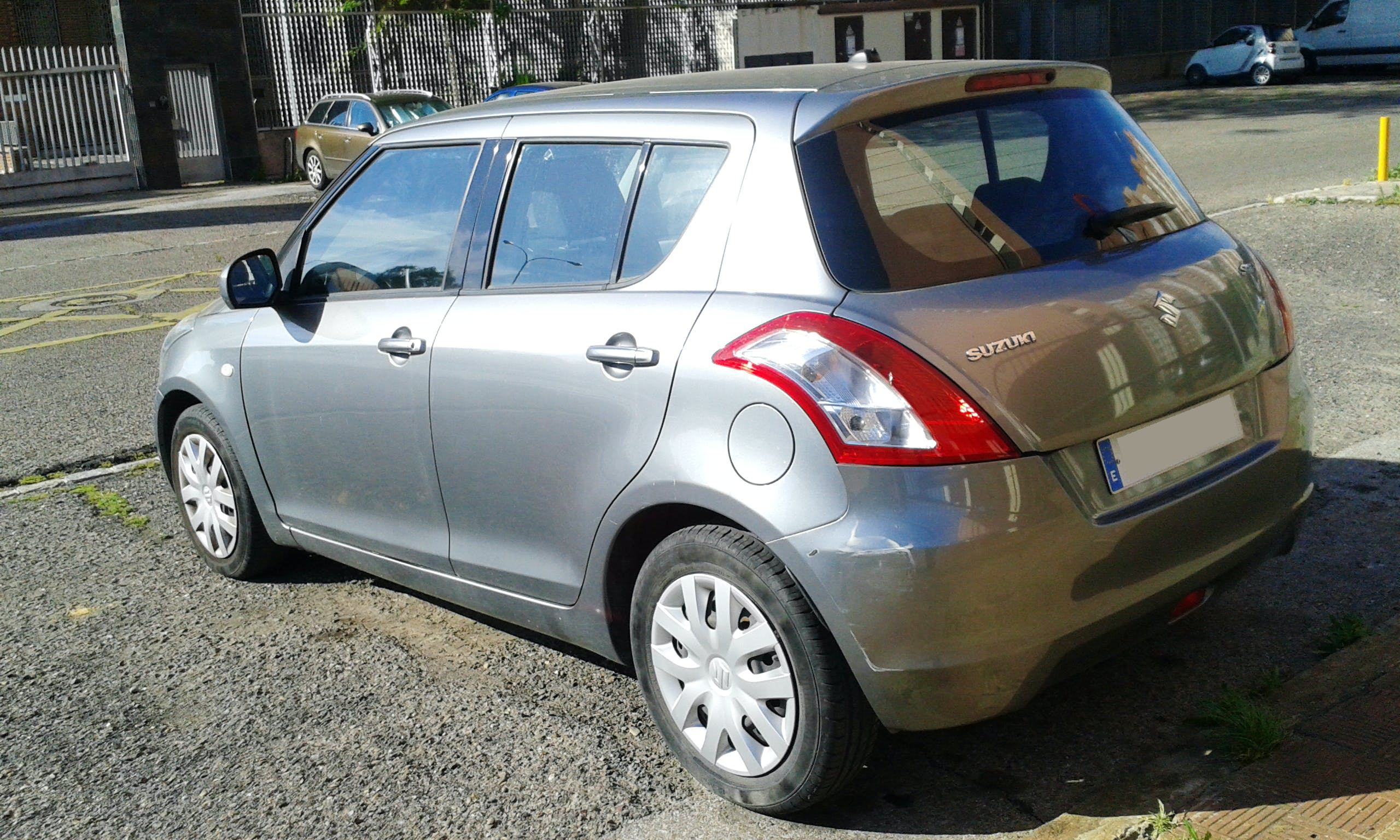 Suzuki swift con Aire acondicionado