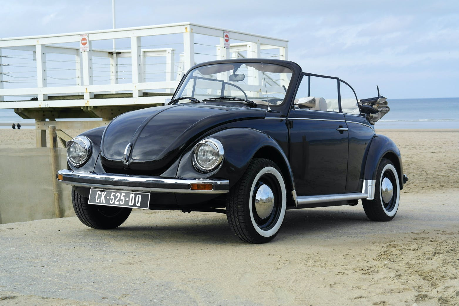 coccinelle cabriolet 1977