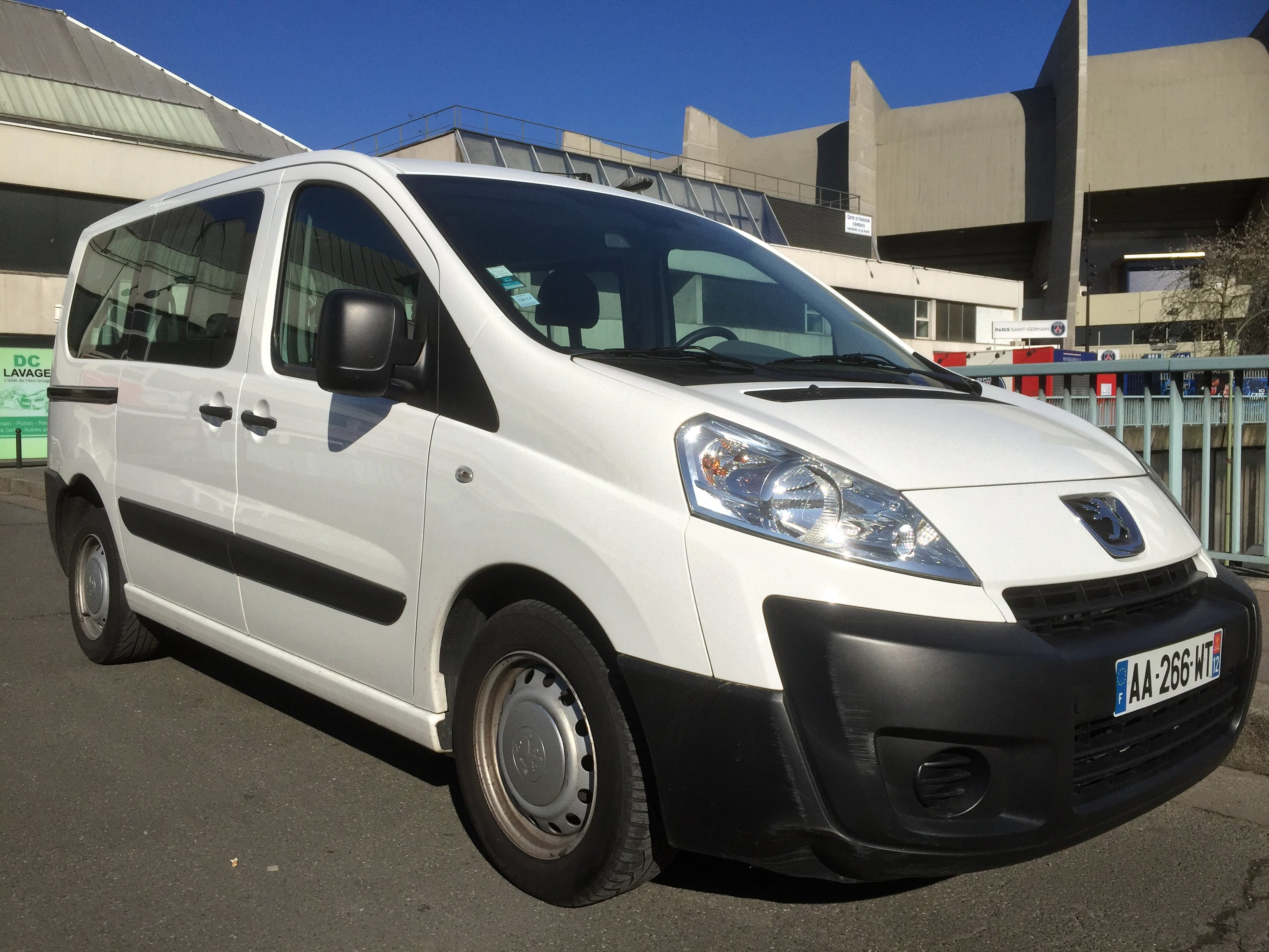 Peugeot Expert Tepee HDI MINIBUS 9 PLACES avec Chaines